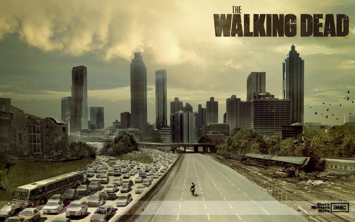 The Walking Dead Wallpaper 1
