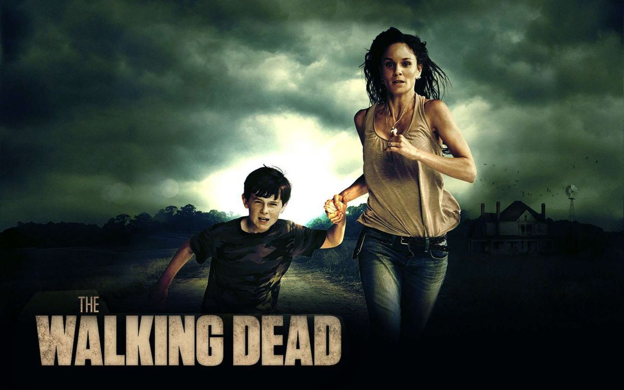 The Walking Dead Wallpaper 28