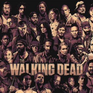 The Walking Dead Wallpaper 33 300x300