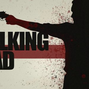 The Walking Dead Wallpaper 35 300x300