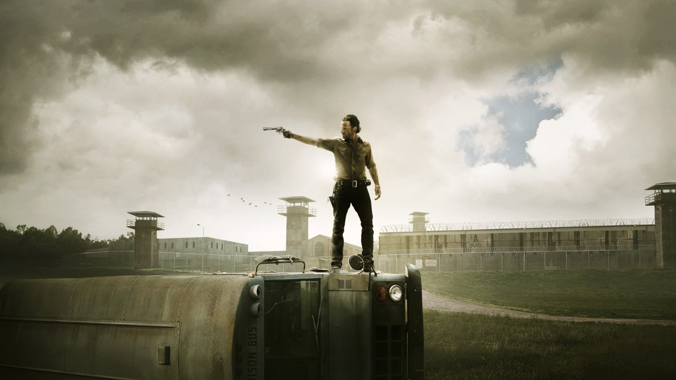 The Walking Dead Wallpaper 39