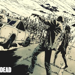 The Walking Dead Wallpaper 9 300x300