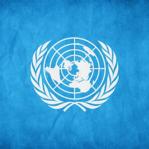 UN - United Nations Logo Wallpaper