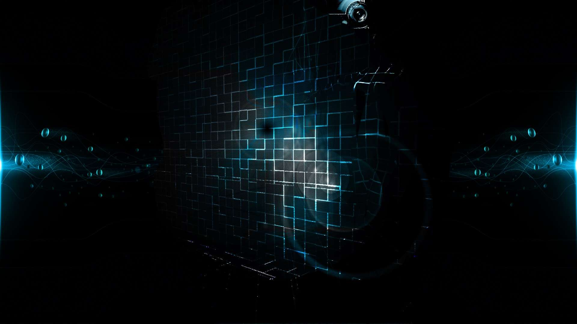 3D Abstract CGI Wallpaper 019