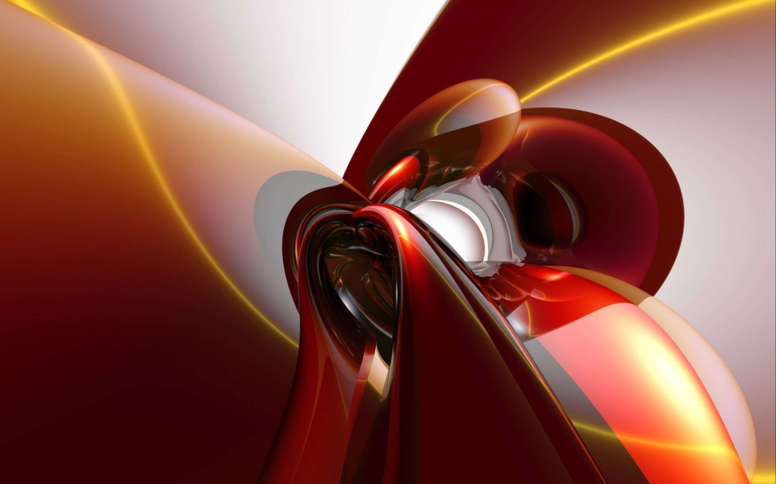 3D Abstract CGI Wallpaper 029