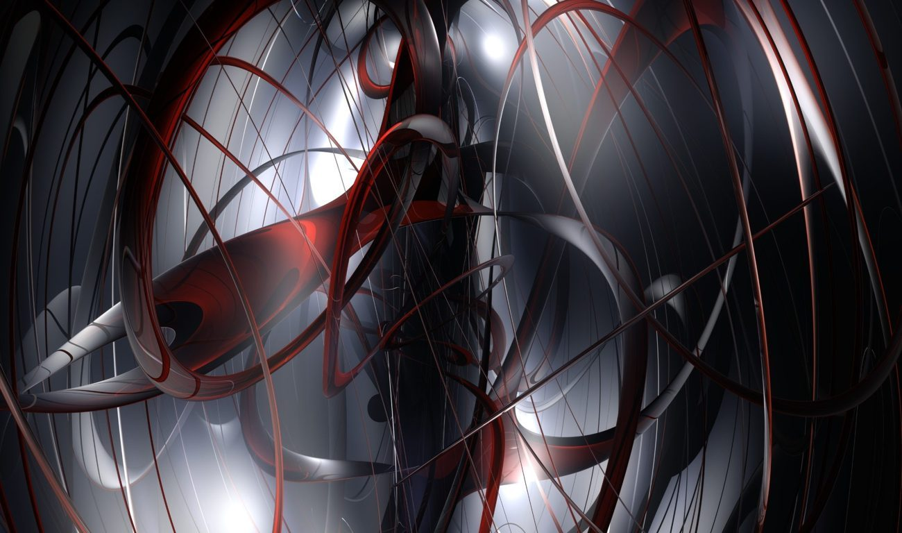 3D Abstract CGI Wallpaper 045