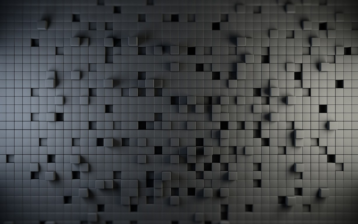 3D Abstract CGI Wallpaper 073