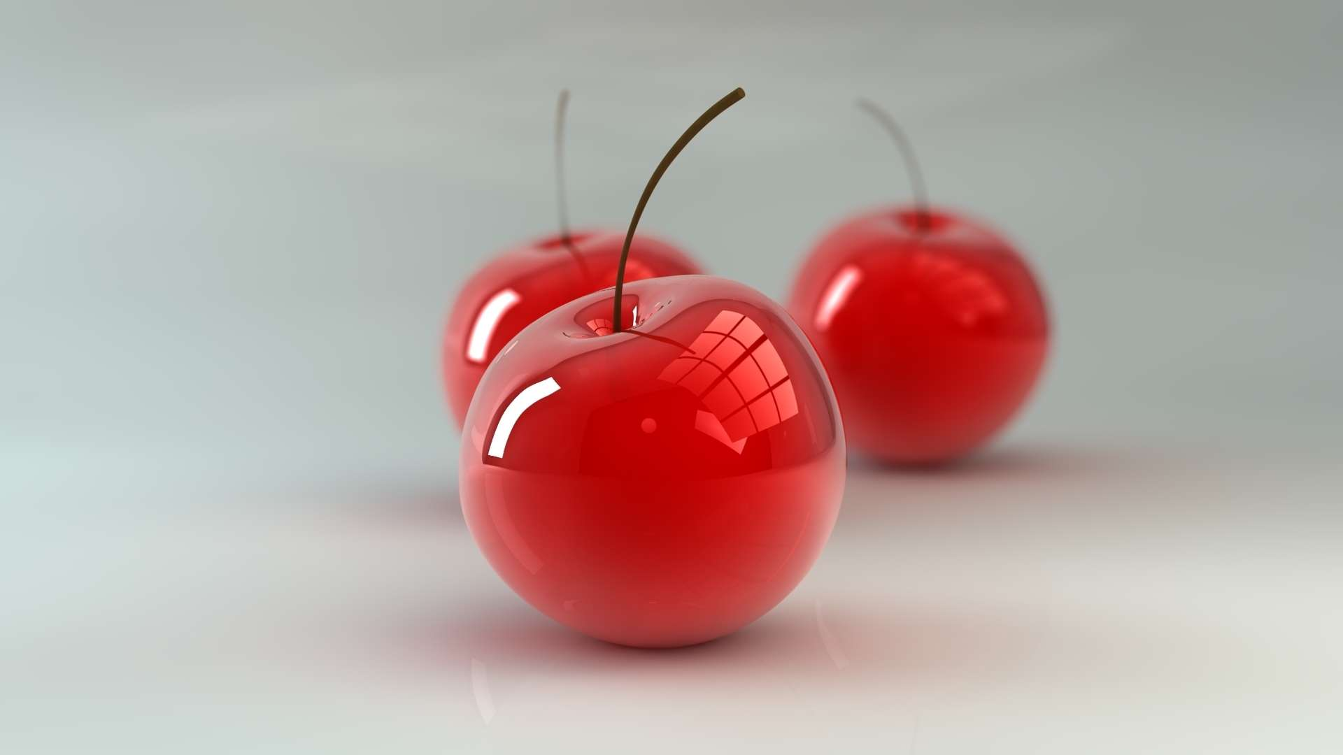 3D Abstract CGI Wallpaper 078