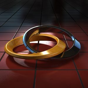 3D Abstract CGI Wallpaper 097