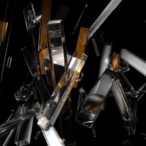 3D Abstract CGI Wallpaper 100