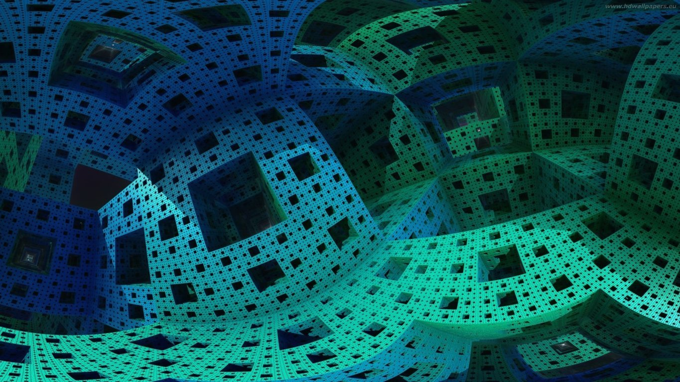 3D Abstract CGI Wallpaper 132