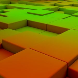 3D Abstract CGI Wallpaper 181