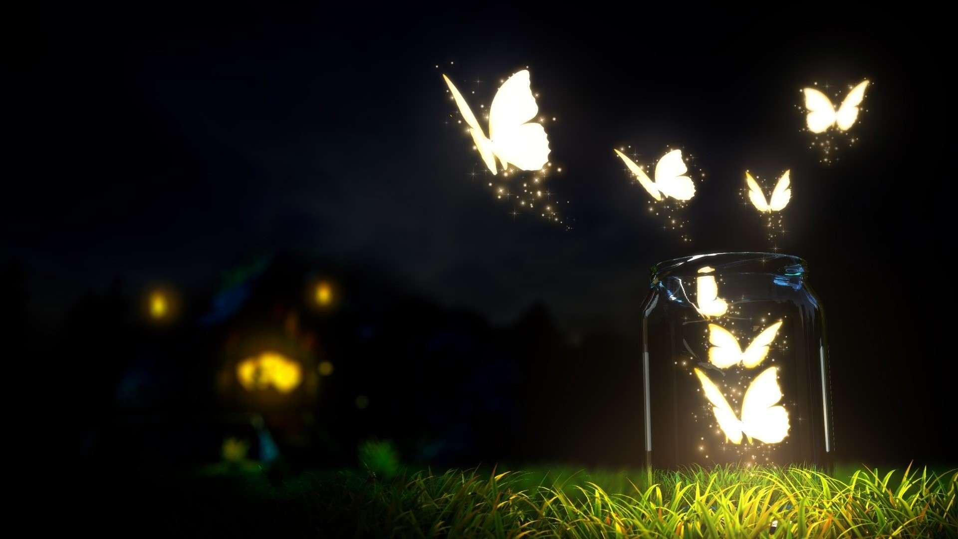 Butterfly Wallpaper 007