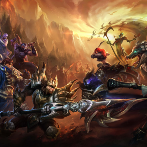 League of Legends Wallpaper 001 300x300