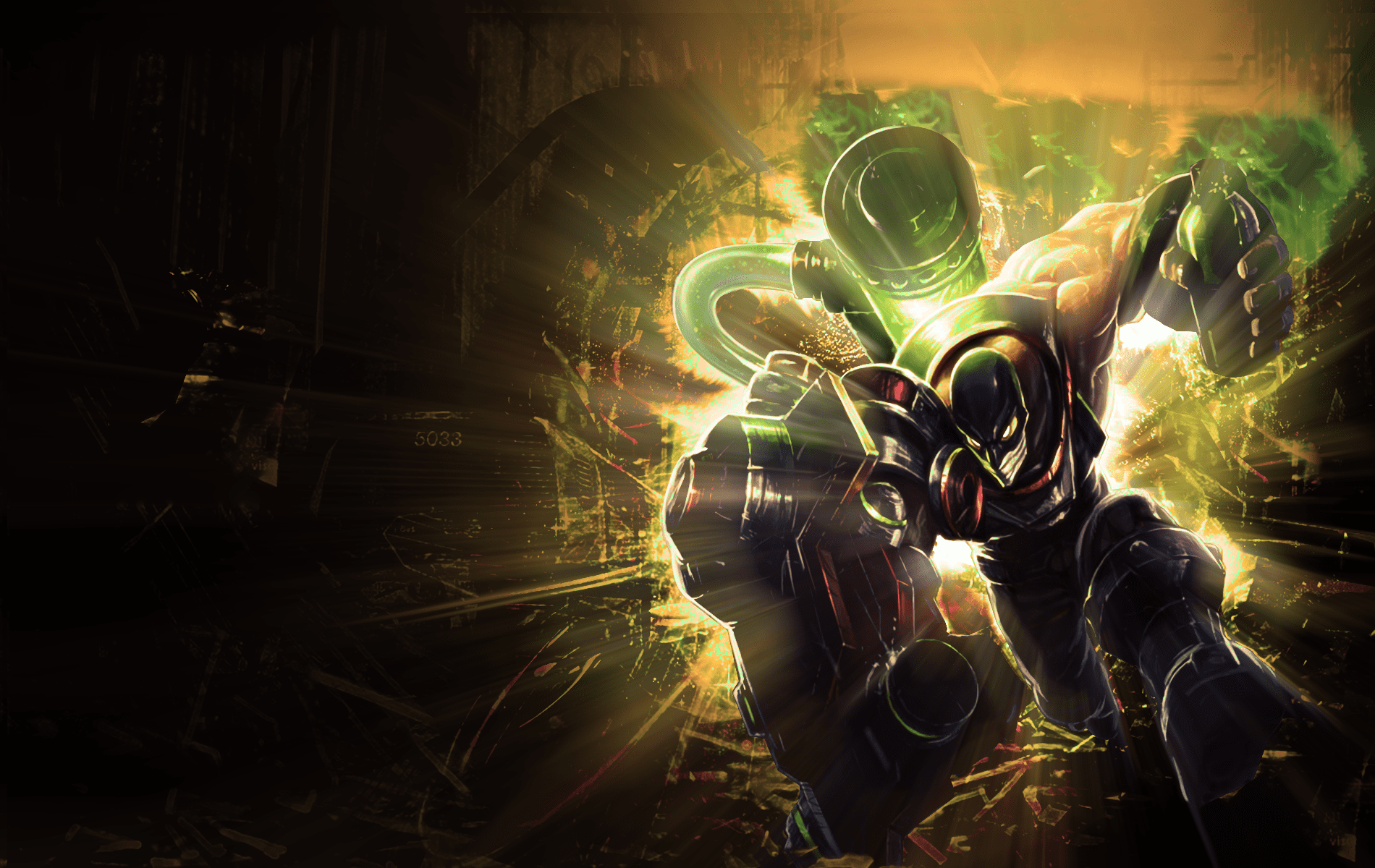 League of Legends Wallpaper 016