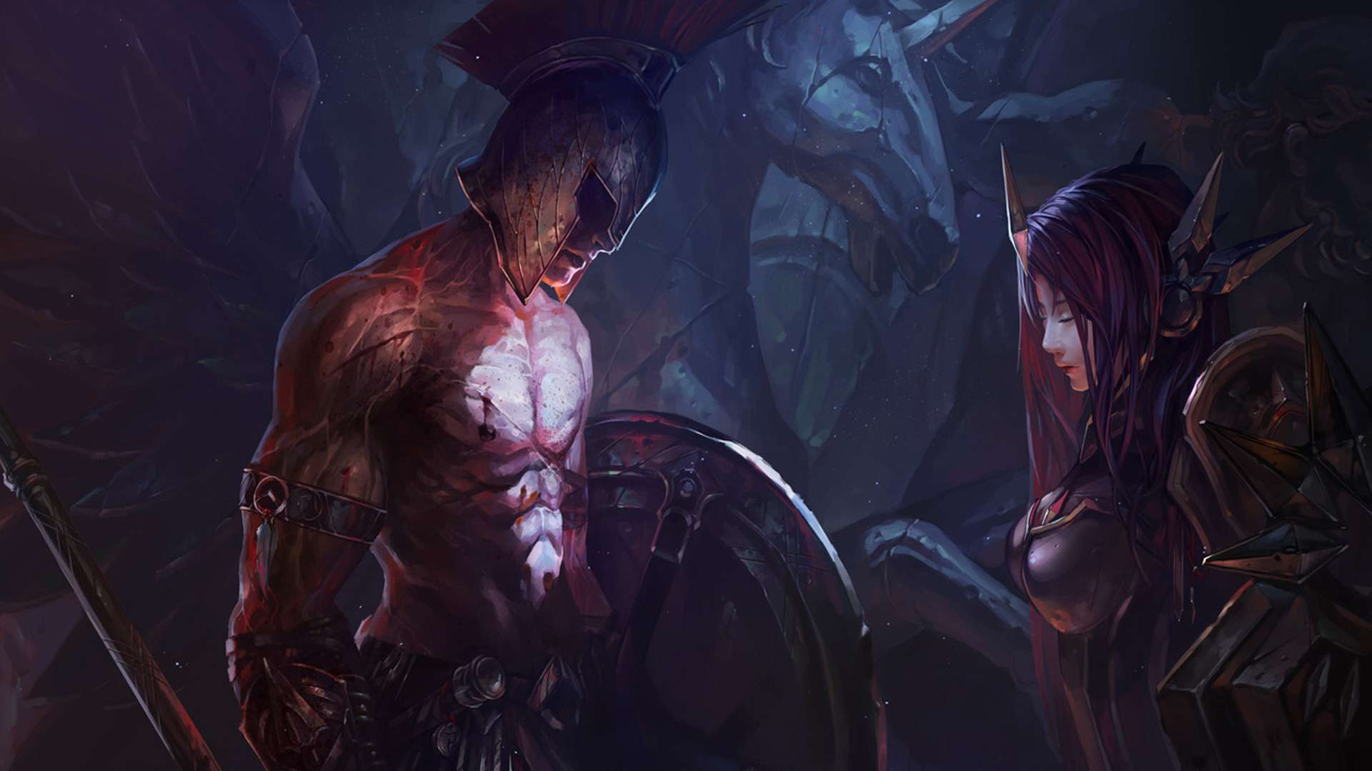 League of Legends Wallpaper 030