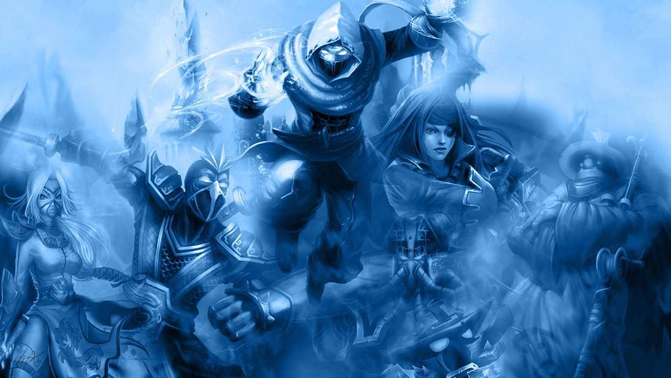 League of Legends Wallpaper 046