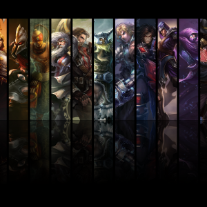 League of Legends Wallpaper 058 300x300
