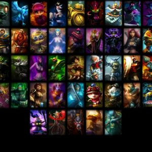 League of Legends Wallpaper 061