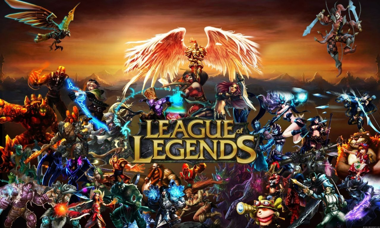 League of Legends Wallpaper 069