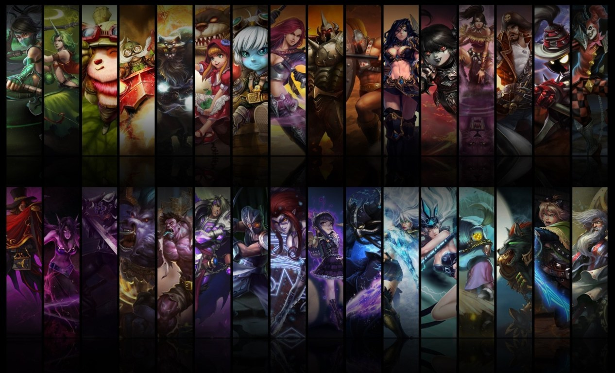 League of Legends Wallpaper 087