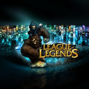 League of Legends Wallpaper 091 300x300