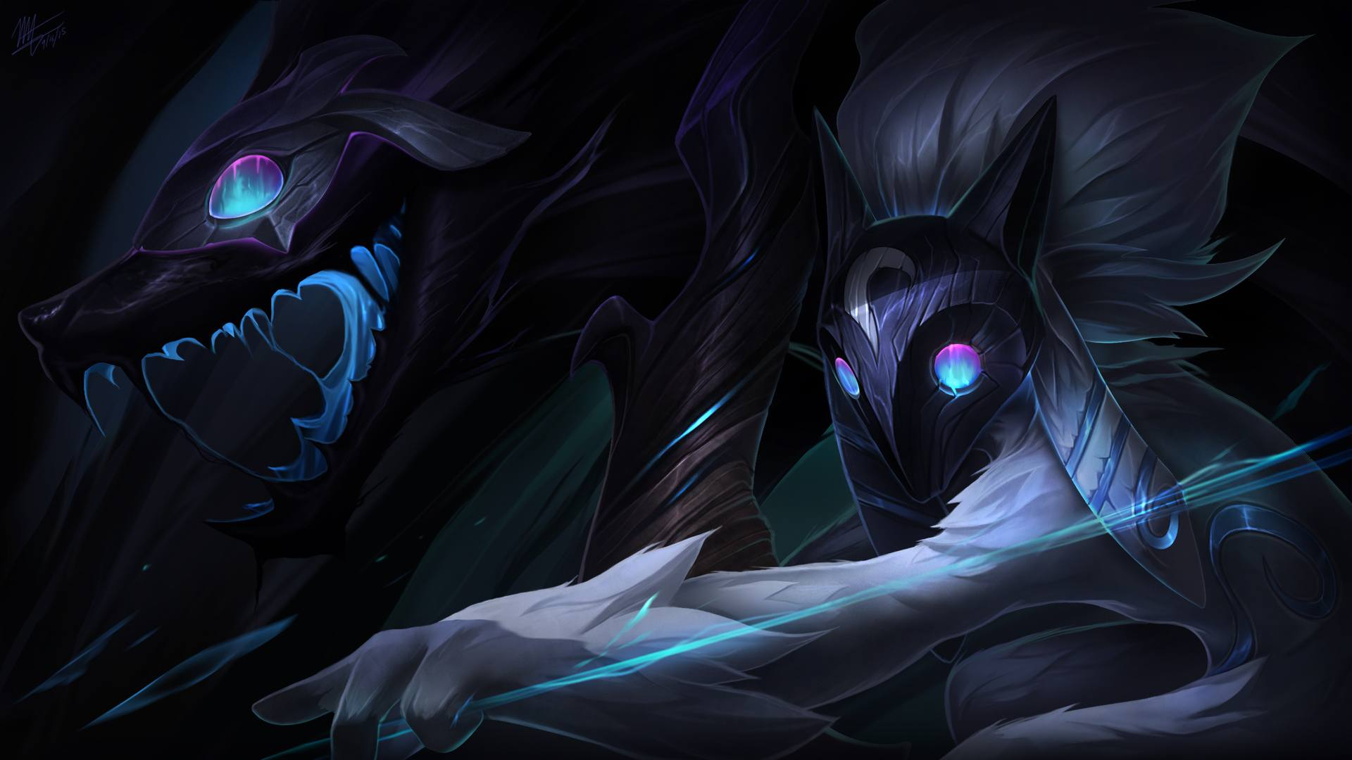 League of Legends Wallpaper 105