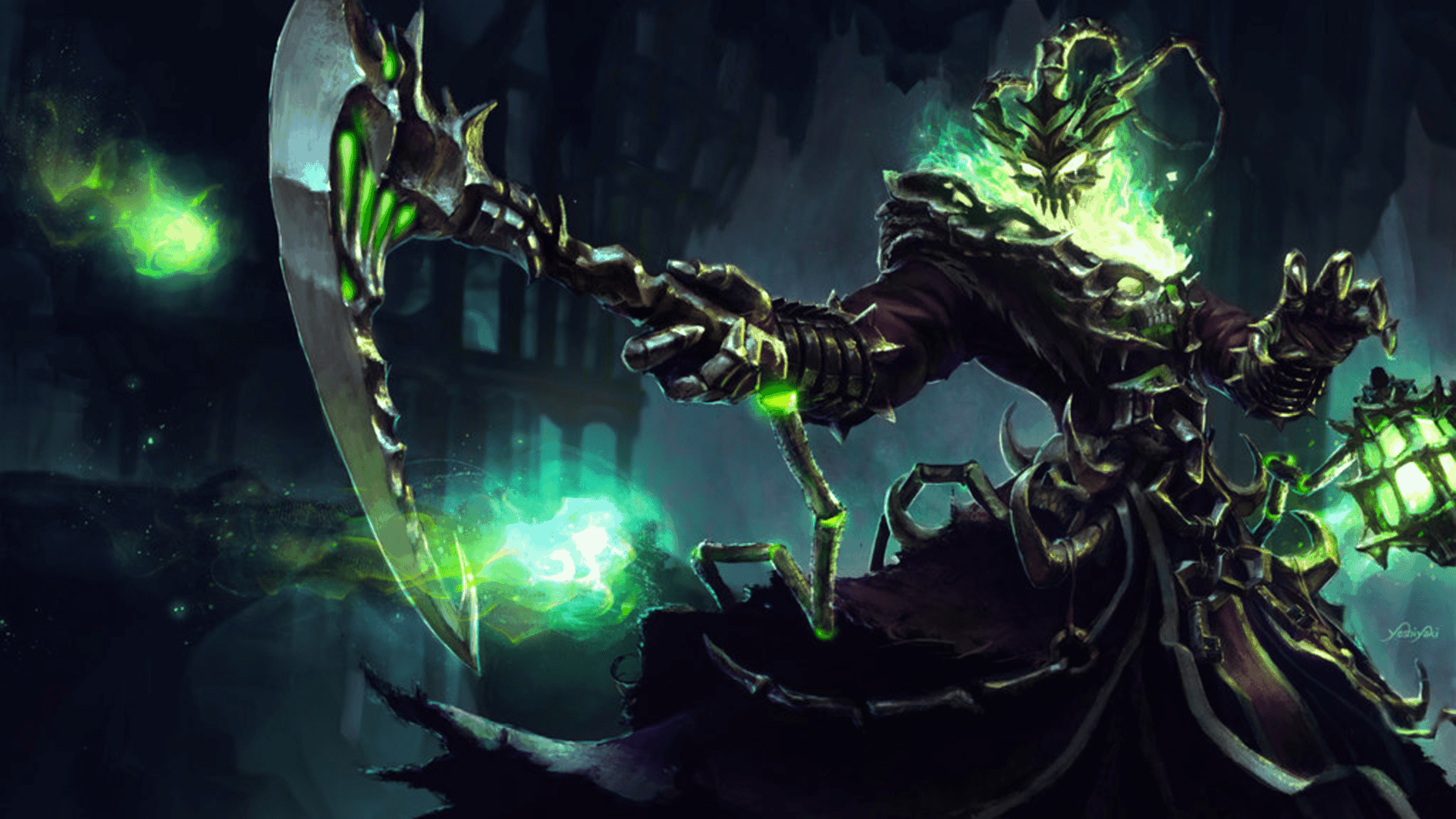 League of Legends Wallpaper 117