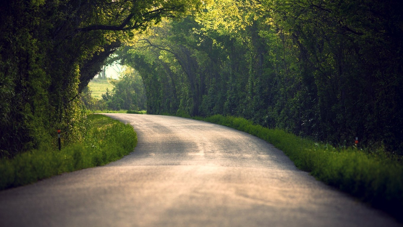 Road Wallpaper 030