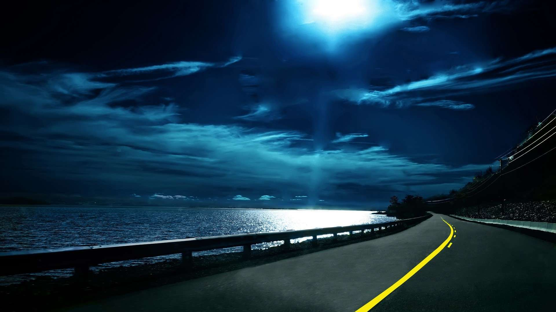 Road Wallpaper 059