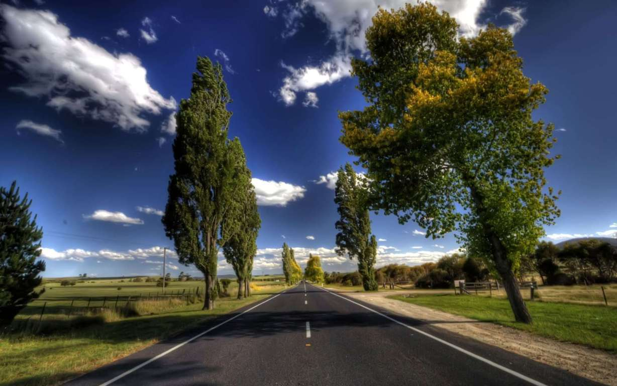 Road Wallpaper 079