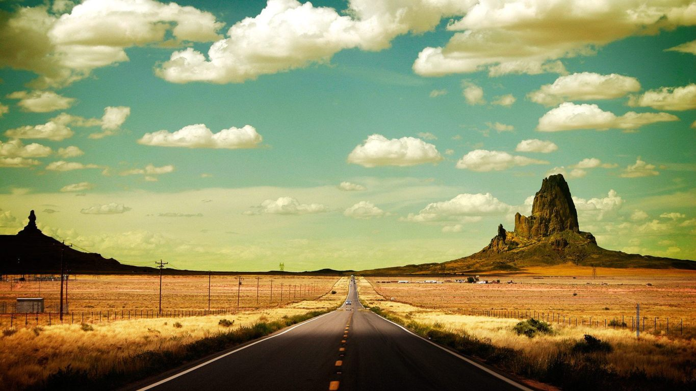 Road Wallpaper 086