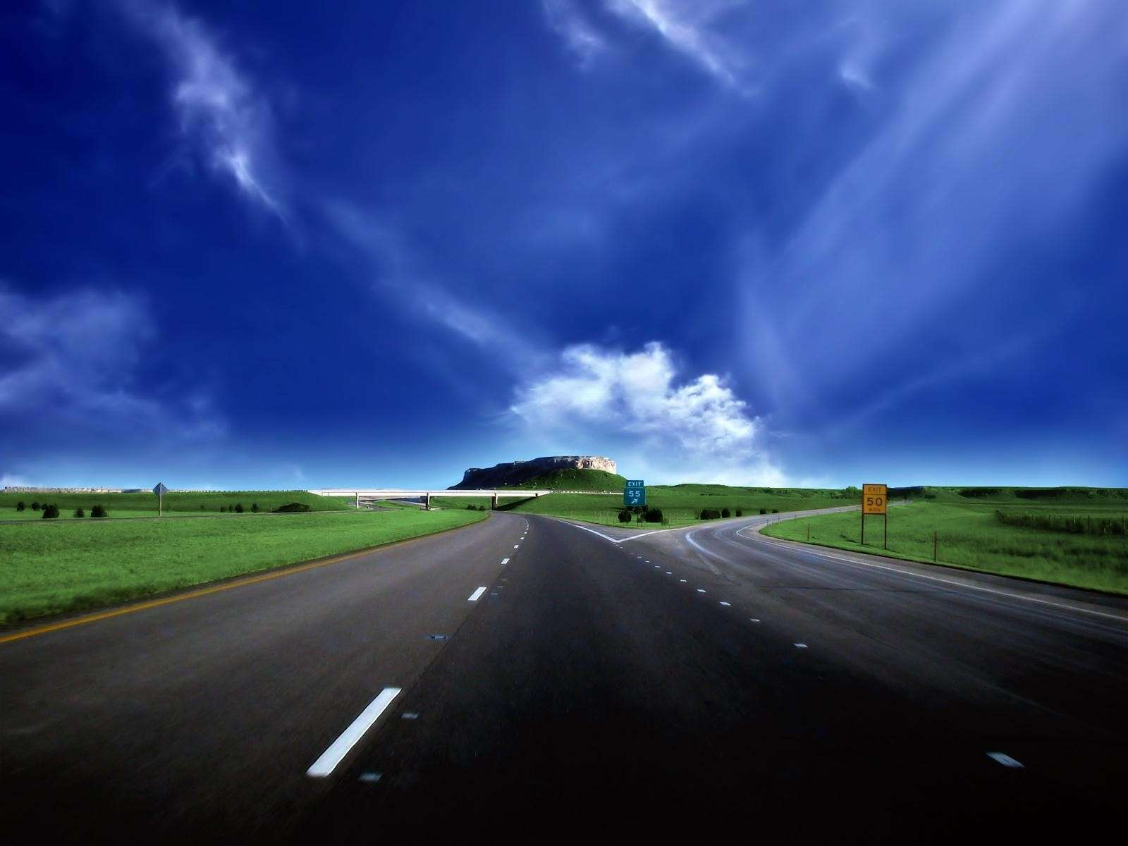Road Wallpaper 096