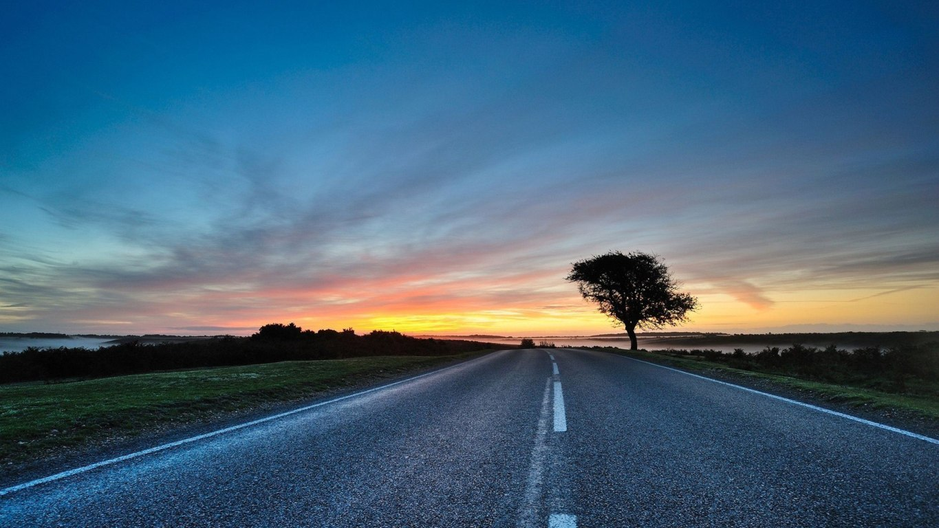 Road Wallpaper 117