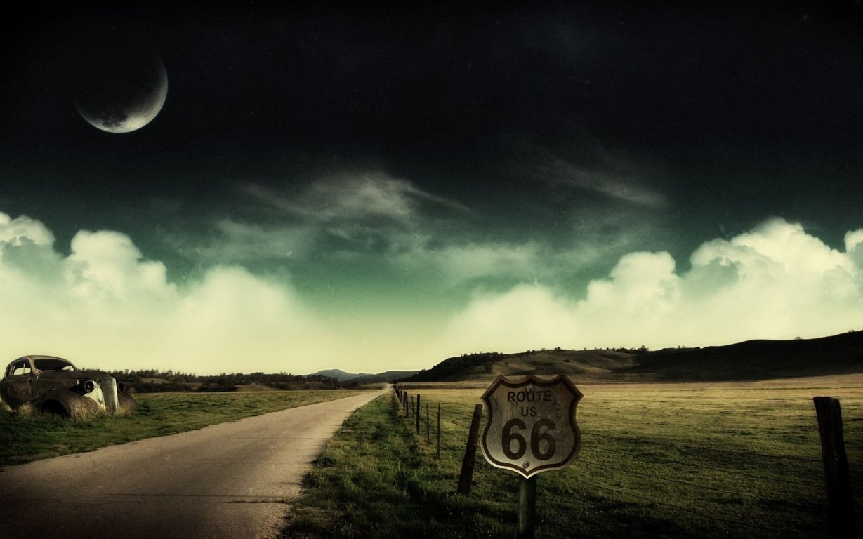Road Wallpaper 138