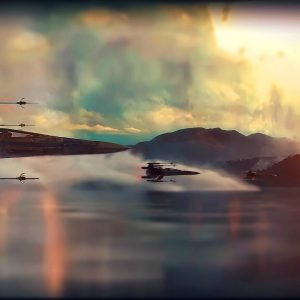 Star Wars Episode VII - The Force Awakens Wallpaper 003
