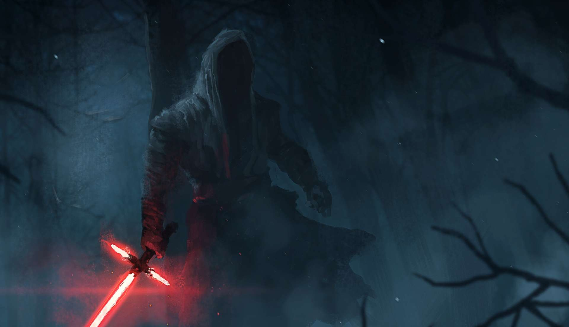 Star Wars Episode VII The Force Awakens Wallpaper 008