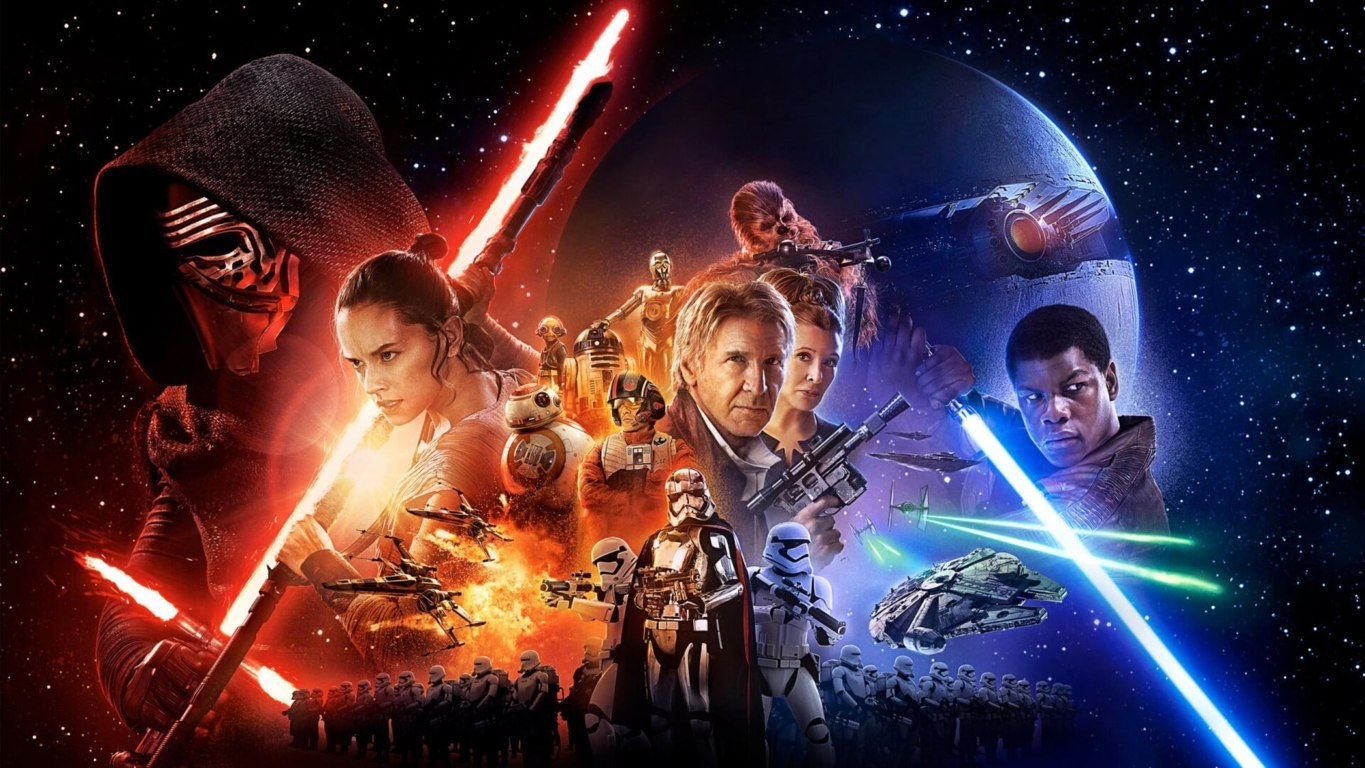 Star Wars Episode VII The Force Awakens Wallpaper 016