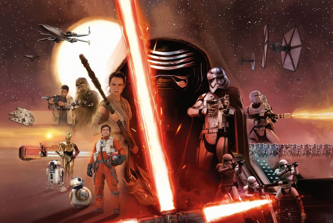 Star Wars Episode VII The Force Awakens Wallpaper 026