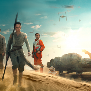 Star Wars Episode VII The Force Awakens Wallpaper 036 300x300