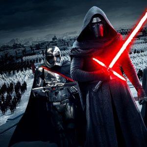 Star Wars Episode VII - The Force Awakens Wallpaper 064