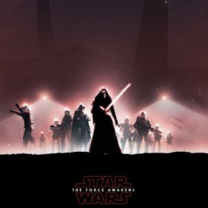 Star Wars Episode VII - The Force Awakens Wallpaper 074
