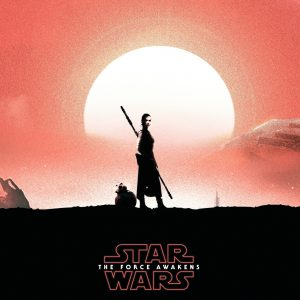Star Wars Episode VII - The Force Awakens Wallpaper 075