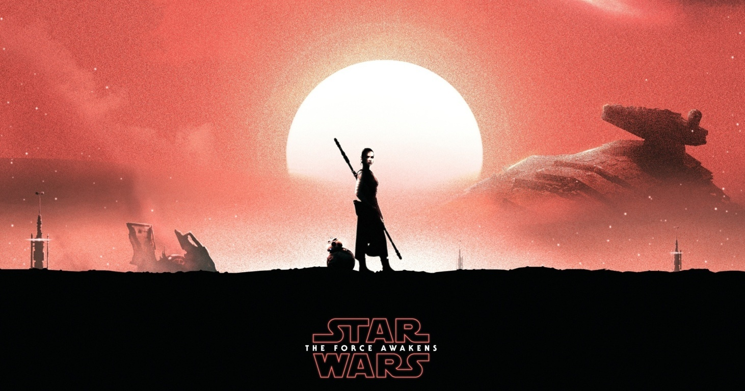 Star Wars Episode VII The Force Awakens Wallpaper 075
