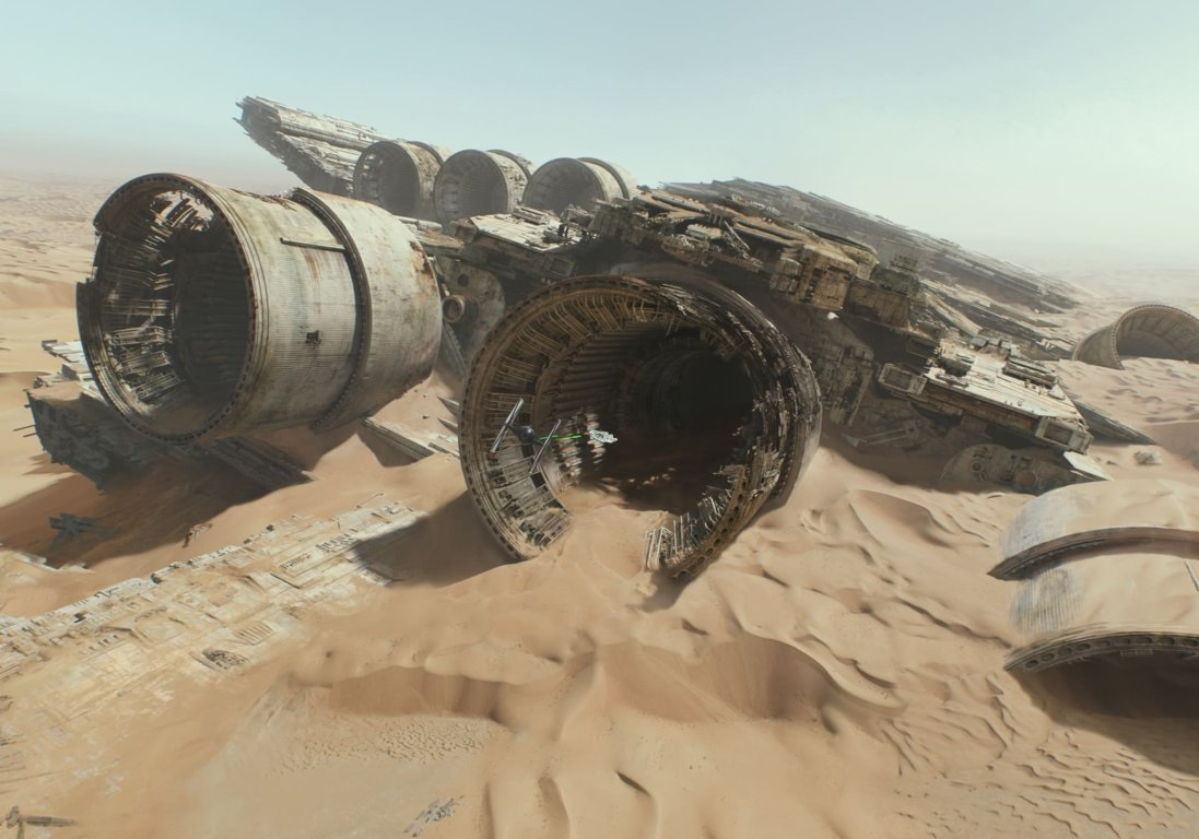 Star Wars Episode VII The Force Awakens Wallpaper 077