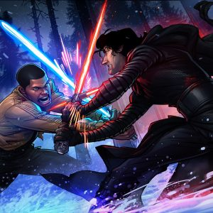 Star Wars Episode VII - The Force Awakens Wallpaper 094