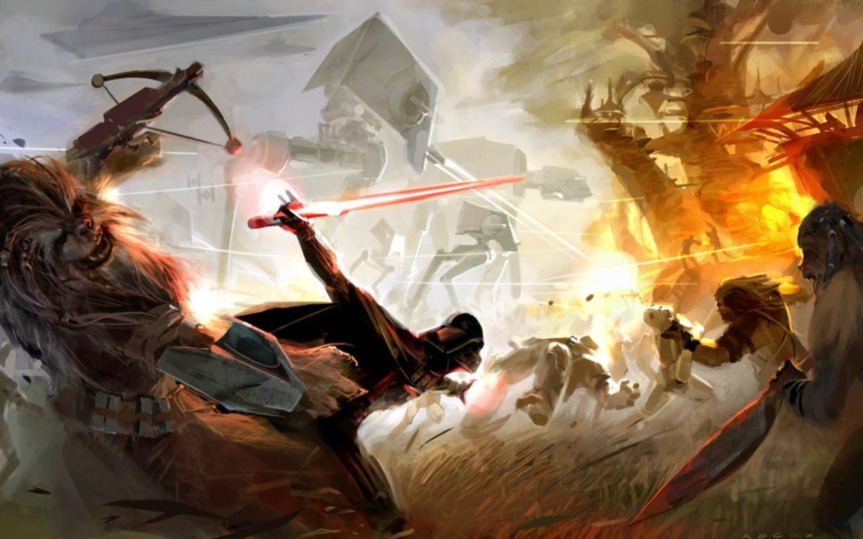 Star Wars Wallpaper 011