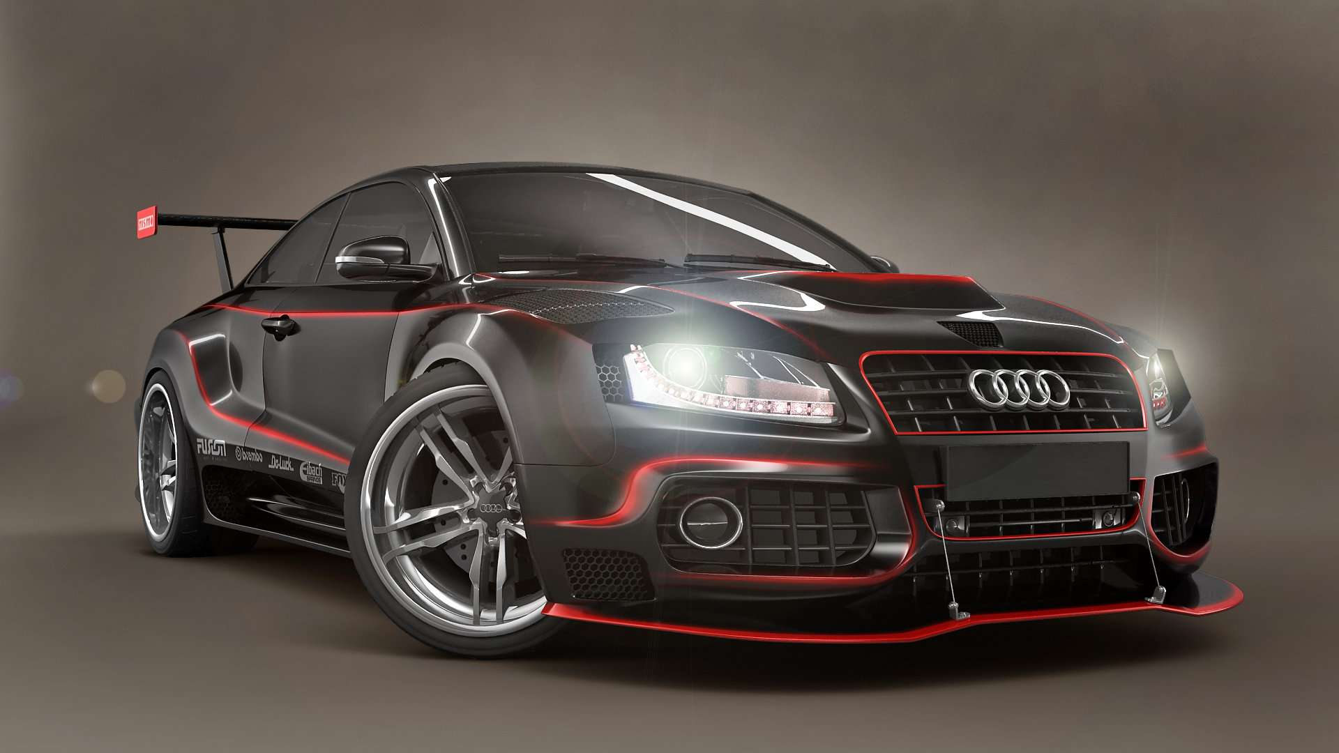 Tuning Cars Wallpaper 033