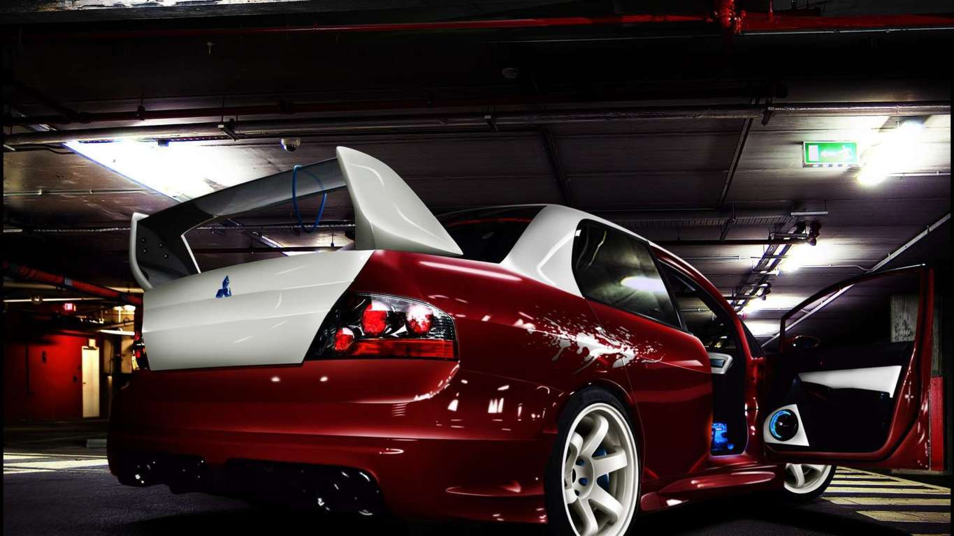 Tuning Cars Wallpaper 034