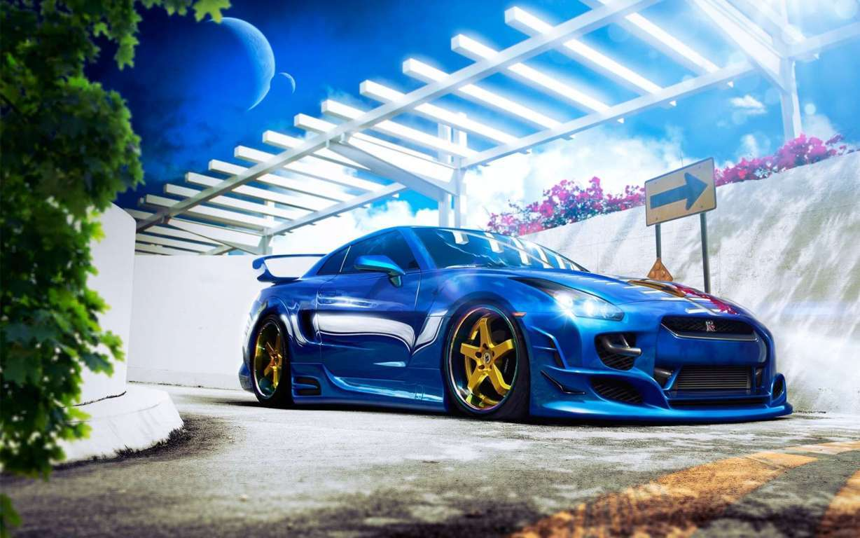 Tuning Cars Wallpaper 043